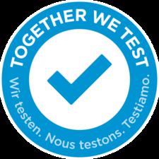 Together we test